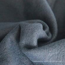 Double-Sided Velvet Plain Dyed Fleece Solid Dyed Polyester Fleece Gray Polar Fleece Fabric