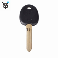 Top quality OEM 0button car key shell for Hyundai car key fob cloner car key shell button for smart