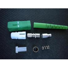 Sc / APC Simplex 3.0mm- Conector de fibra óptica