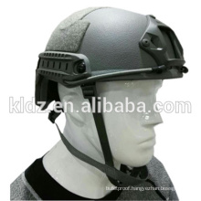 FAST NIJ IIIA Bulletproof Helmet NIJ IIIA- 9mm gray colour