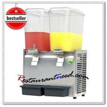 K684 36L Commercial Double Heads Distributeur de boissons chaudes et froides