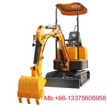 1 ton excavator chinese micro excavator for sale