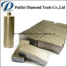 Masonry Drilling Use and Diamond Material Core Drill Bits Segment