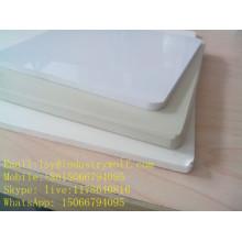 PVC-Schild, 3mm, 5mm Blaue Farbe PVC Schaumplatte