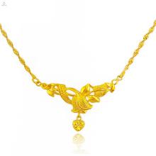 Latest Design Pendant Perfume Gold Chain Jewellery Mangalsutra Designs Necklace