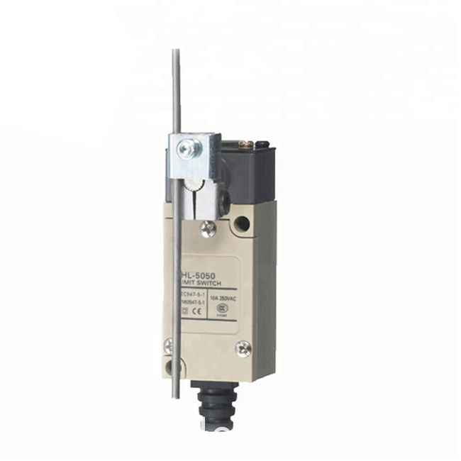 HL-5050 adjustable rod limit switches