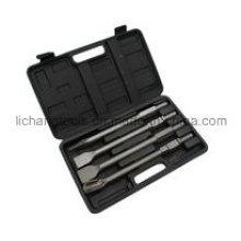4PCS Chisels Set with Plastic Box
