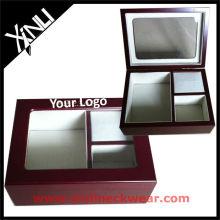 Necktie Wood Tie Box