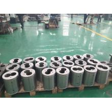 Twin screw extruder Bimetallic sleeve liner bimetallic bushing