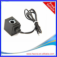 High quality Pneumatic 24v Solenoid Valve Coil lead wire