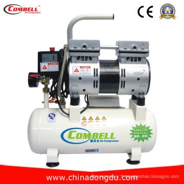 Compresseur d'air sans huile silencieux CE (DDW10 / 8)