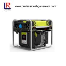 Lightweight Portable Inverter Gasoline Generator, Stable Voltage Generator 4.4kw