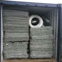 Gabungan Double Twist Hexagonal Shape Gabion Box