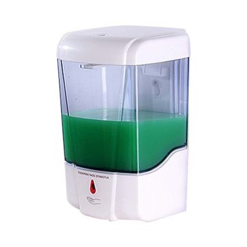 Dispenser di gel liquido per mani con sensore automatico WC 700ML