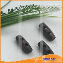 Модная натуральная деревянная ручка Переключатель для одежды BN8104