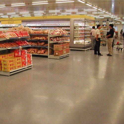 Mall Epoxy Anti Slip Matt Paint