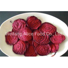 China Healthy Fried Vegetable Snacks Low Calories Crispy Vf Beet Root