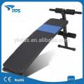 Adjustable gym equipment incline work bench