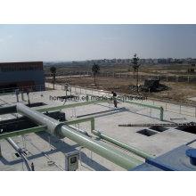 Abastecimento de Água ou Drenagem de Fibra de Vidro ou Tubo de PRFV