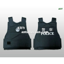 Police bulletproof Vest/Kevlar body armor NIJ IIIA