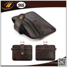 Wholesale New Arrival Soft PU Leather Card Holder (HJ8106)