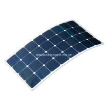 Painel solar flexível de alta eficiência de células solares de Sunpower