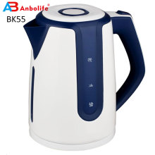 1.7L  Boil Tea Kettles Automatic Power-Off Kitchen 360 Degree Rotational Base Automatic Plastic Electric Kettle