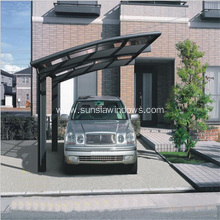 Aluminum Shelters Garage Kit