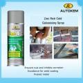 Rust Proof Zinc-Rich Spray Paint, Cold Galvanizing Zinc Spray