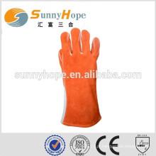 Luvas de condução coloridas Sunnyhope, luvas de trabalho em couro, luvas de mão desportiva