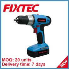 Perceuse sans fil de la machine d'outil de foret de puissance de Fixtec 20V
