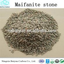 Medios de filtro de maifanita de alta calidad superventas para la purificación del agua / piedra médica