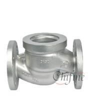 Productos de fundición de cuerpo de válvula OEM con acero inoxidable