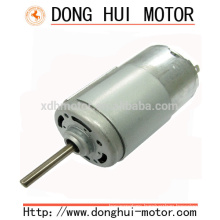 66mm RS-770/775H high rpm 12v dc motor for air pump and vacuum cleaner