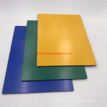Yellow 3mm PVDF Aluminum Composite Panels ACP Sheet