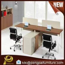two people seat pannel partition office workstation