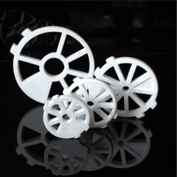 Износостойкие керамические компоненты клапана из оксида алюминия