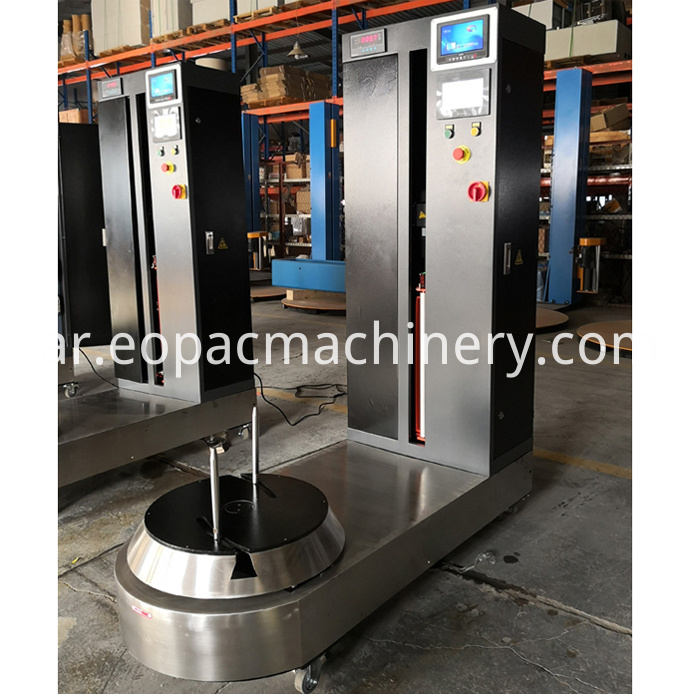 Luggage Wrapping Machine for Sale