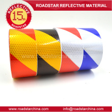 conspicuity reflective pvc sticker for vehicle