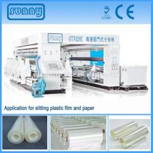 4200mm Slitter Rewinder Maschine Papier Rollen Schneidemaschine