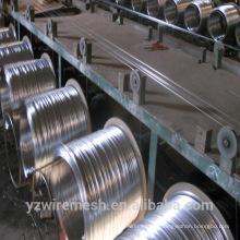 Bijão galvanizado BWG 20 desejado por clientes indianos