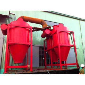 La última fabricación de carbón activado de la máquina de cáscara de coco Sudáfrica