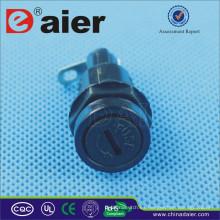 Daier R3-11 Portafusibles de porcelana Diam 12.5mm