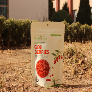 Top Grade Superfood Goji Berry 8 oz Pacote