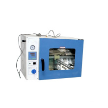 25L  drying oven with digital temperature controller  vacuum oven for lithium ion  battery laboratory machine
