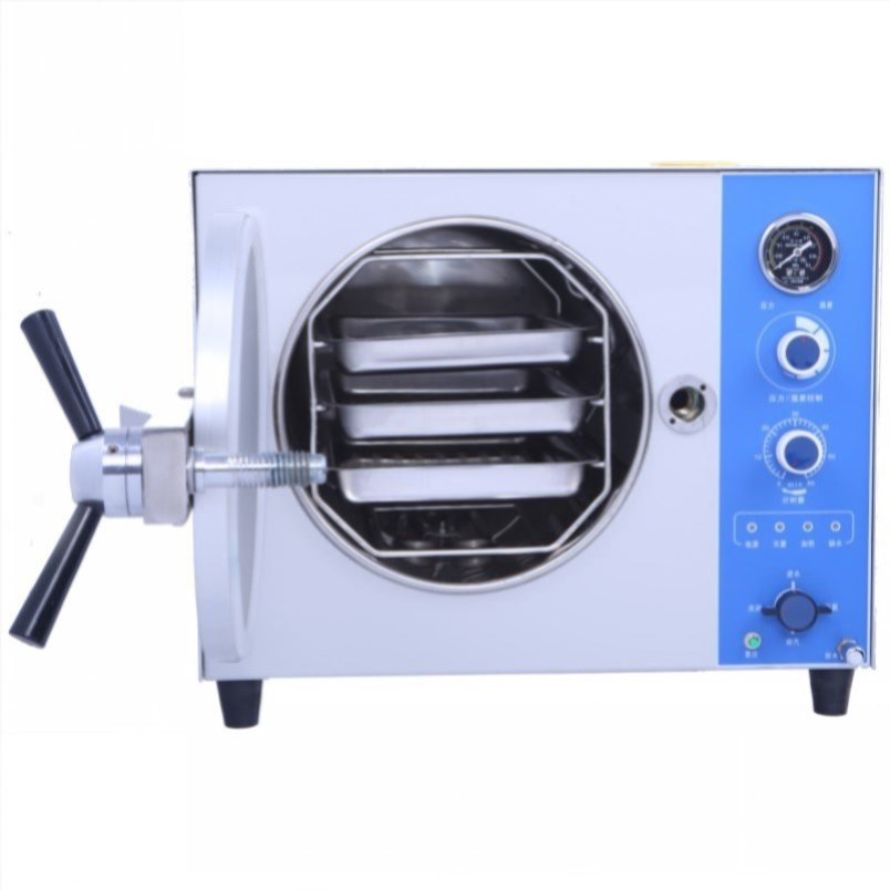 autoclave for microbiological laboratory