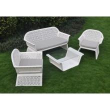4 Sitzer Cube Design Garten Set
