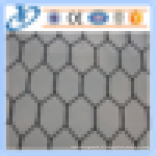 Treillis en fil de poulet Grille métallique hexagonale galvanisée à chaud