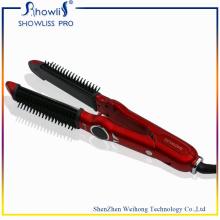 Nuevos productos de la llegada OEM barato ondulado del pelo Straightener