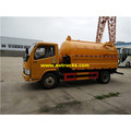 2500L 130HP Sewer Vacuum Trucks